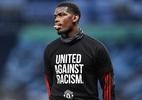 """Pogba defende jovens ingleses: """"O mundo do futebol está orgulhoso de vocês"""" - Pool/Getty Images"""