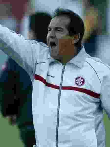 Muricy Ramalho comandou o Inter na primeira década do século XXI - Reprodução - Reprodução