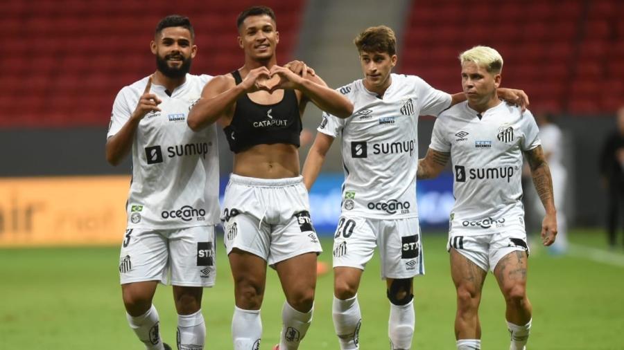 Após garantir vaga na Libertadores, Santos tenta recuperação no Paulista - Ivan Storti/Santos FC