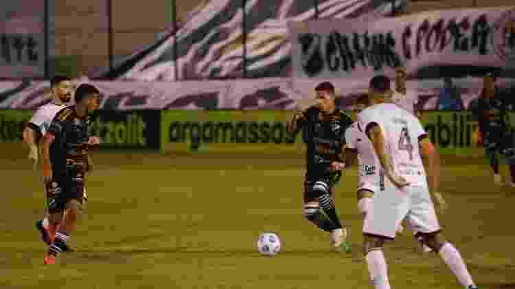 Partida entre ABC-RN e Botafogo, pela Copa do Brasil, no Frasqueirão - Rennê Carvalho/ABC F.C. - Rennê Carvalho/ABC F.C.
