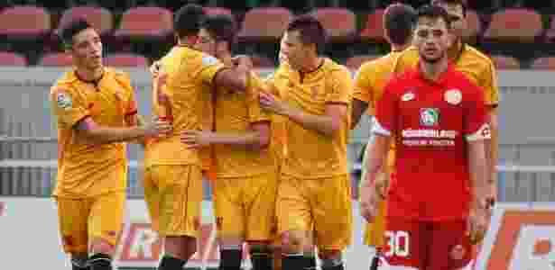 Zagueiro Sergio Escudero marcou e deu a vitória ao time espanhol - Sevilla FC/Divulgação