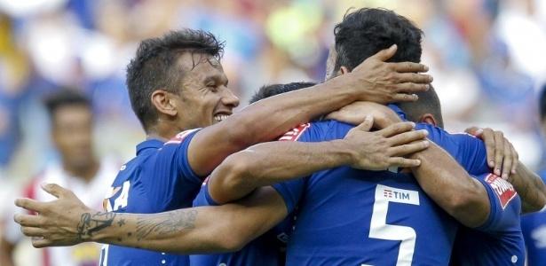 100%! Início de temporada do Cruzeiro até aqui foi impecável nos números - Washington Alves/Light Press/Cruzeiro