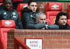 Mourinho reconhece falta de eficiência: 'Empatamos muito'