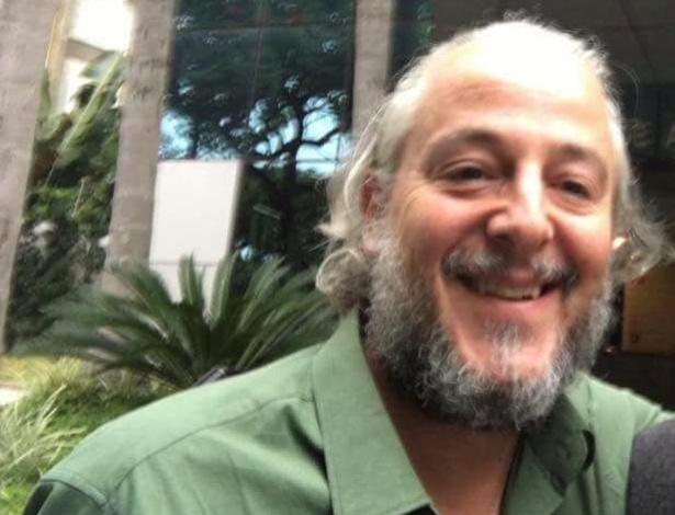 Paulo Nobre adotou um novo visual deste a saída da presidência do Palmeiras