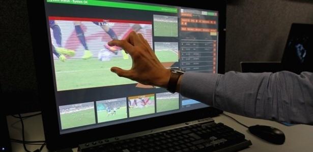 Fifa tem novo fornecedor de tecnologia para os árbitros de vídeo - Divulgação/Fifa