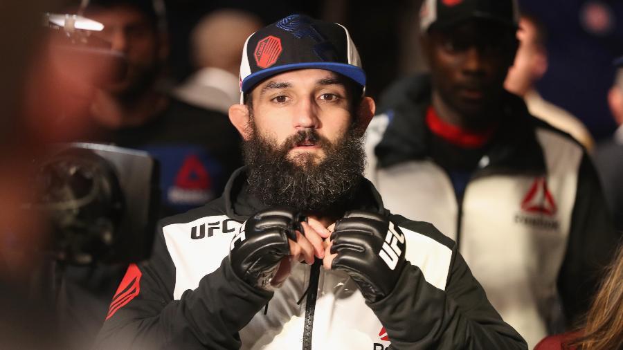 Johny Hendricks vai fazer seu primeiro combate profissional desde que se aposentou do MMA - Christian Petersen/Getty Images