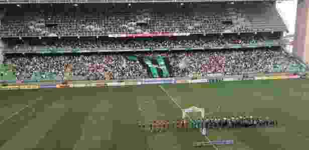 Estádio Independência - Enrico Bruno/UOL Esporte - Enrico Bruno/UOL Esporte