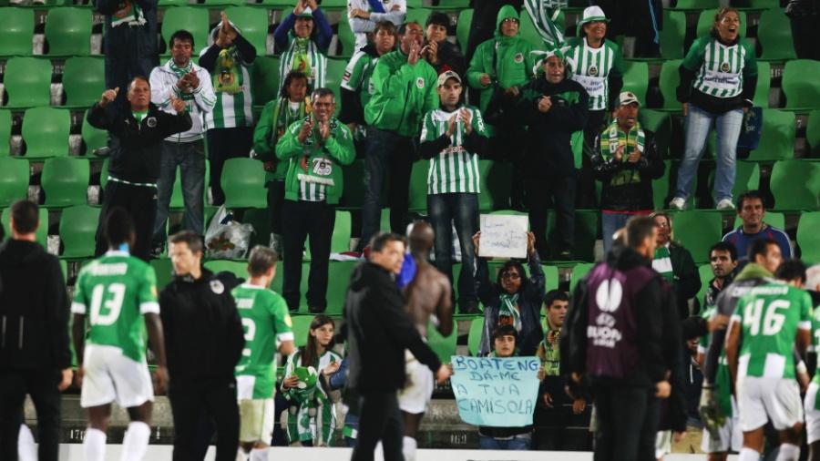 O Rio Ave disputa a primeira divisão do Campeonato Português - Henriques Da Cunha/EuroFootball/Getty Images