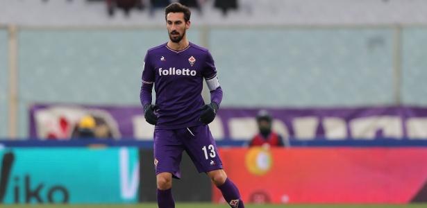 Davide Astori tinha 31 anos de idade e estava na Fiorentina desde 2016