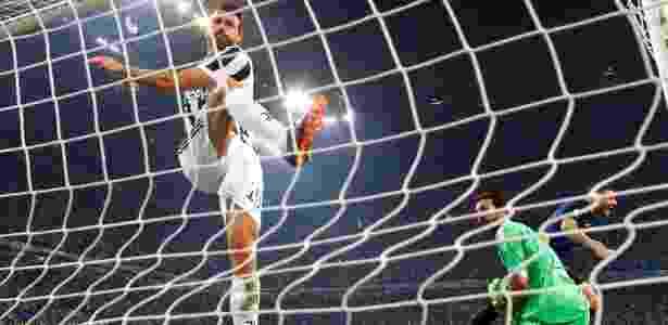 Barzagli lamenta o gol contra a favor da Inter de Milão - Stefano Rellandini/Reuters - Stefano Rellandini/Reuters