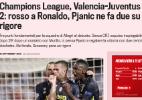 """Jornais italianos se revoltam com expulsão de CR7: """"inexplicável"""" - Reprodução"""