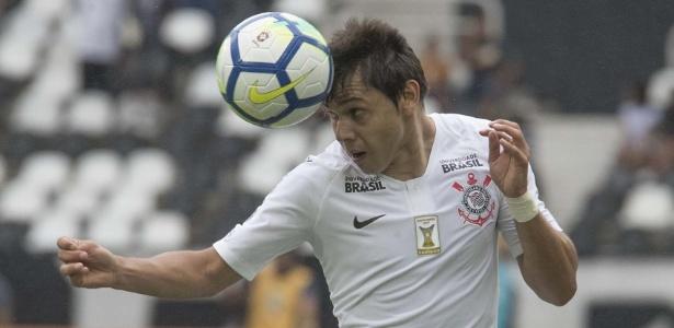 Romero é uma das dúvidas na escalação do Corinthians para o clássico com o São Paulo
