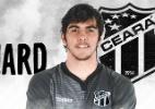 Ceará oficializa contratação do goleiro Richard, do Paraná