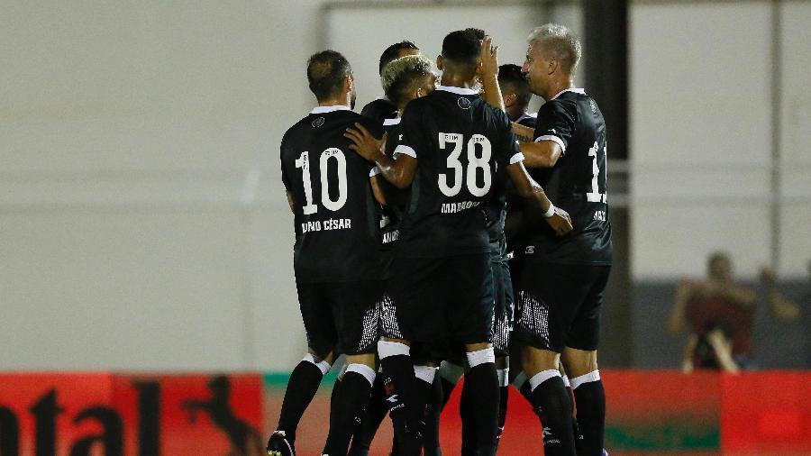 Vasco passou sufoco, mas avançou ao empatar com a Juazeirense em 2 a 2 - Rafael Ribeiro/Vasco