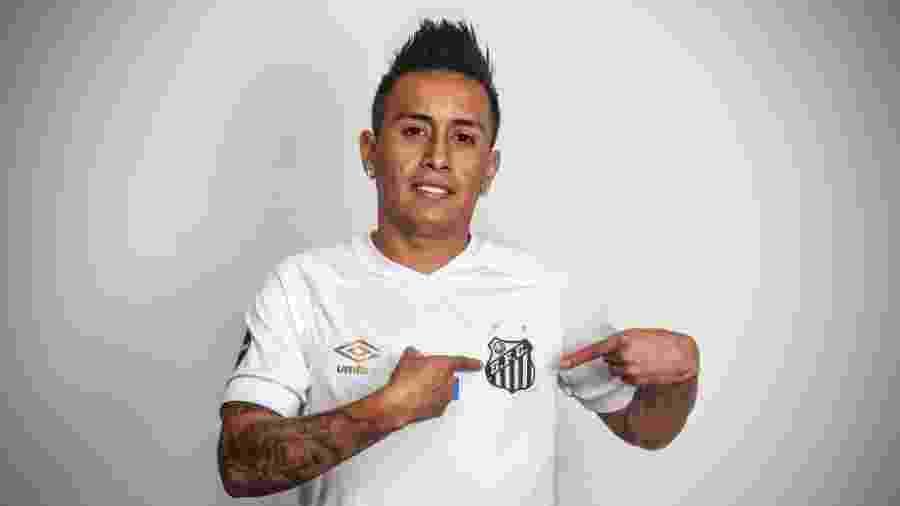 Rodrigo Coca/Santos FC