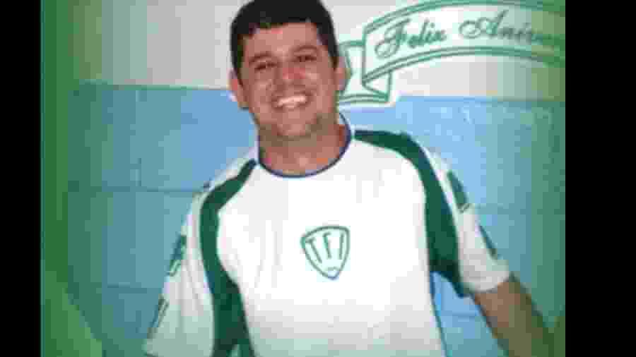 Anderson Ferreira, torcedor do Guarani morto em 2012 - Reprodução/Fúria Independente
