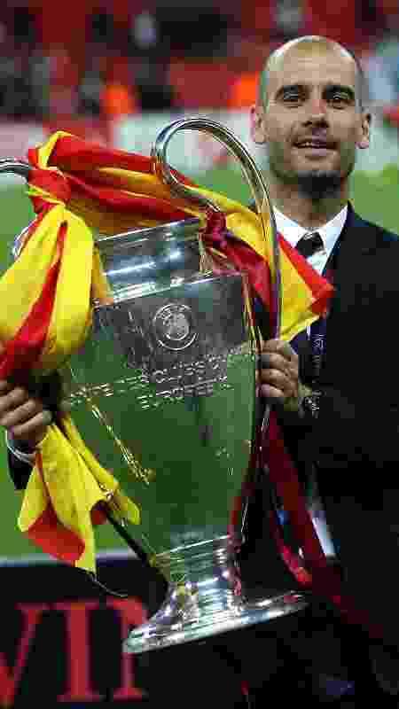 guardiola - Mike Egerton - EMPICS/PA Images via Getty Images - Mike Egerton - EMPICS/PA Images via Getty Images