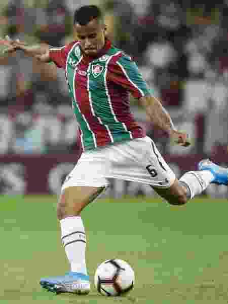 """Allan pediu para Fluminense """"esquecer"""" Fernando Diniz - Lucas Merçon/Fluminense FC - Lucas Merçon/Fluminense FC"""
