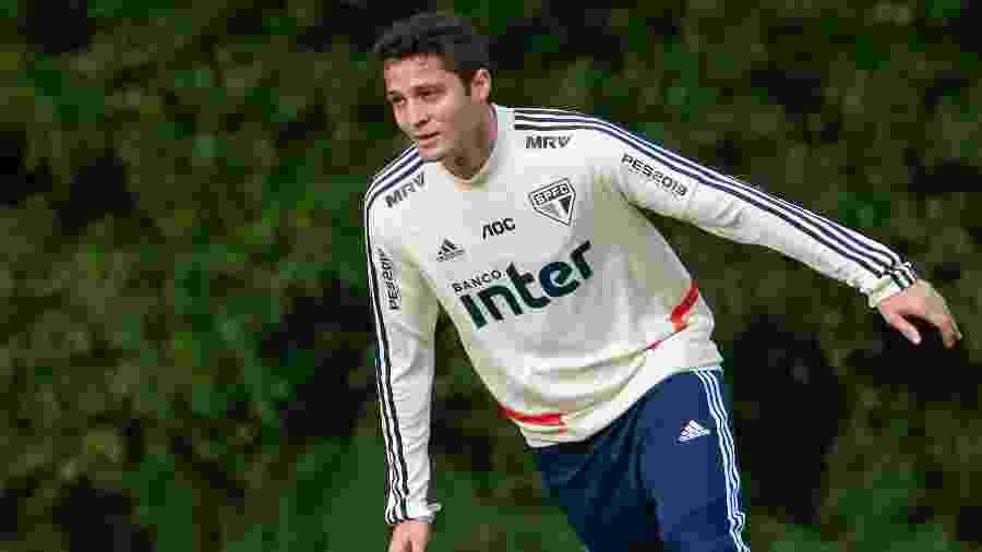 Anderson Martins, zagueiro do São Paulo - Marcello Zambrana/AGIF