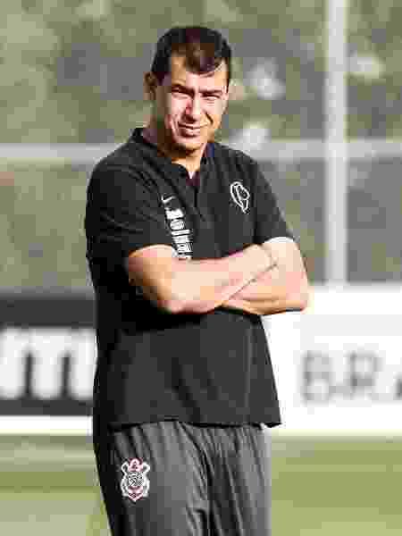Fábio Carille, técnico do Corinthians - Rodrigo Gazzanel/Agência Corinthians
