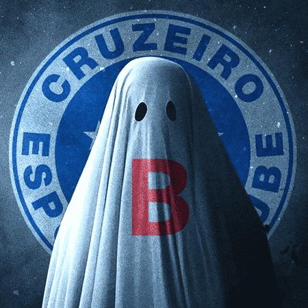 Web faz piada com Cruzeiro cada vez mais perto do rebaixamento - Reprodução/Twitter