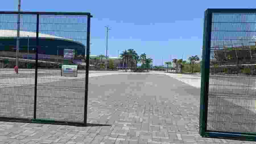 Parque Olímpico da Barra é reaberto à população  - Divulgação