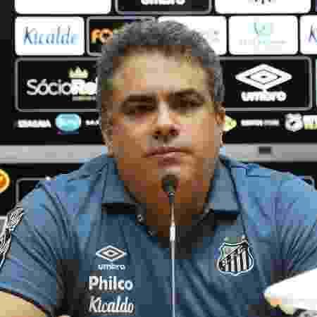 Orlando Rollo, novo presidente do Santos - Ivan Storti/Santos FC