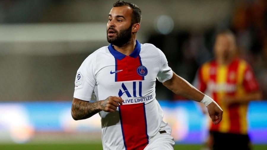 Jesé Rodríguez teve uma passagem desastrosa pelo PSG - Reuters