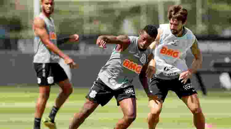 Igor Morais - Rodrigo Coca/ Ag. Corinthians  - Rodrigo Coca/ Ag. Corinthians
