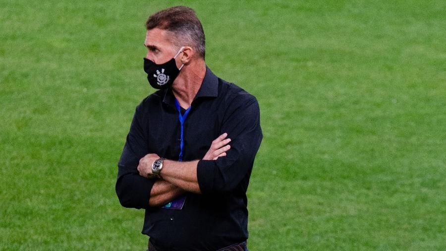 Vagner Mancini não é mais o técnico do Corinthians - MAYCON SOLDAN/CÓDIGO19/ESTADÃO CONTEÚDO