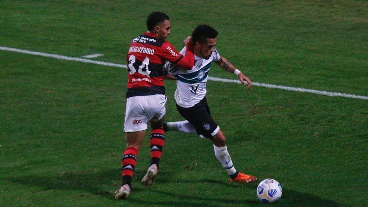 Coritiba - Gabriel Machado / AGIF - Gabriel Machado / AGIF