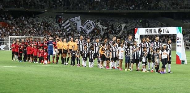Presença na Libertadores afasta Atlético-MG da Primeira Liga em 2017 - Bruno Cantini/Clube Atlético Mineiro