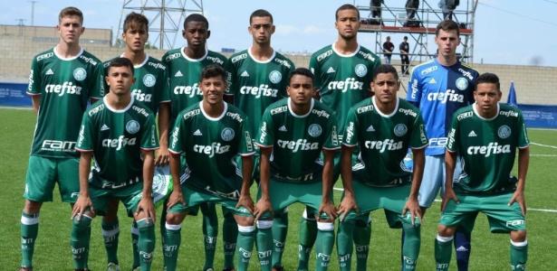 Palmeiras venceu quatro jogos da competição disputada na Espanha