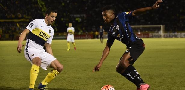 Atacante Bryan Cabezas era alvo do Grêmio mas irá para o Atalanta, da Itália