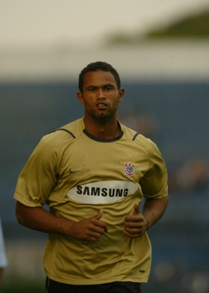 Bruno deixou o Corinthians sem jogar