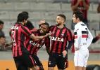 Atlético-PR faz 2 a 0 no Santa Cruz e vai às quartas da Copa do Brasil - Jason Silva/AGIF