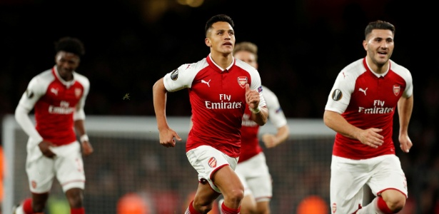 Alexis Sanchez é sondado pelo Paris Saint-Germain