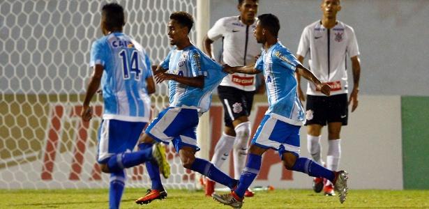 Avaí eliminou o Corinthians nas oitavas de final da Copa São Paulo