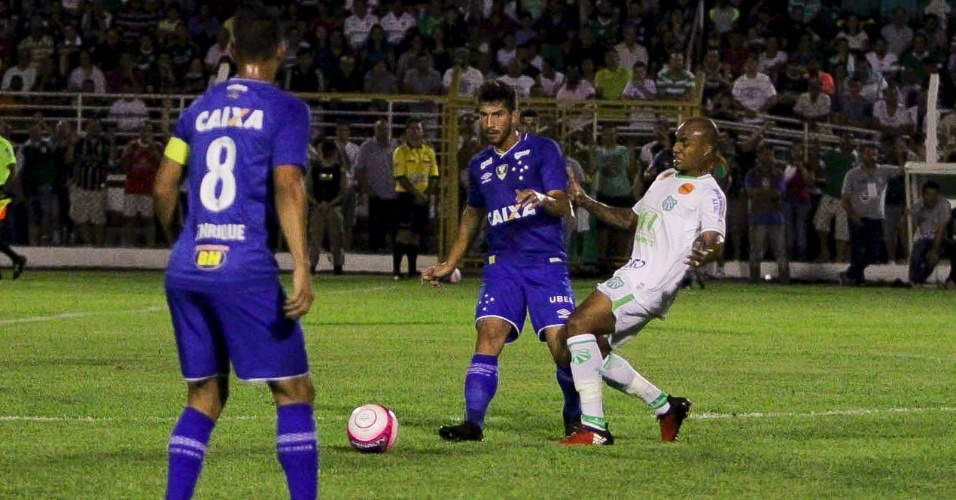 Campeonato Mineiro | Fred passa em branco e Cruzeiro empata com a Caldense