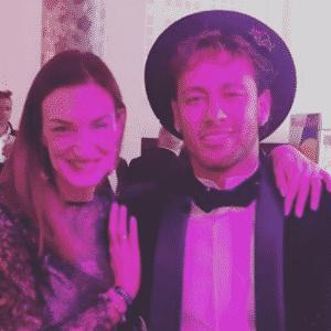 Neymar festa - reprodução