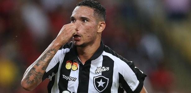 Luiz Fernando se encontrou no Botafogo e tem tido boas atuações nesta reta final