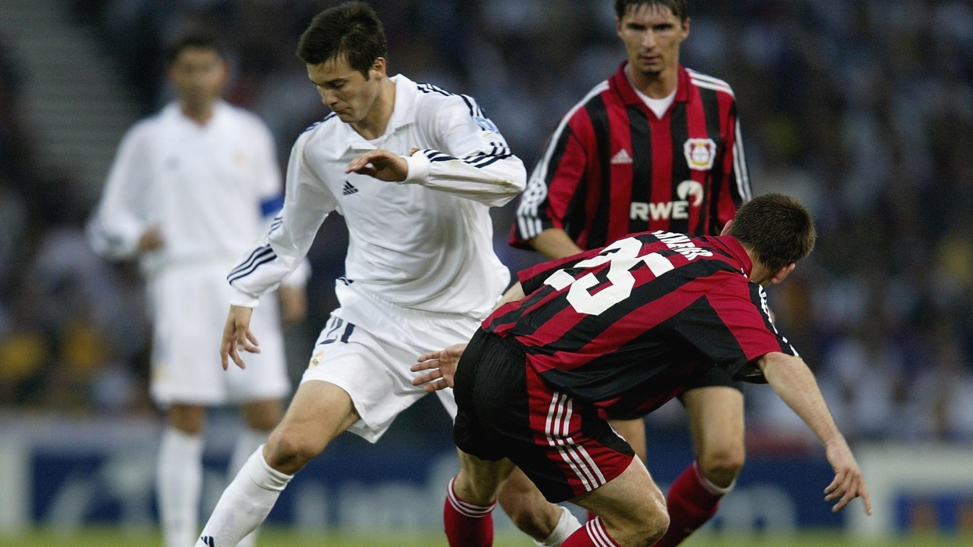 Santiago Solari Real Madrid Bayer Leverkusen