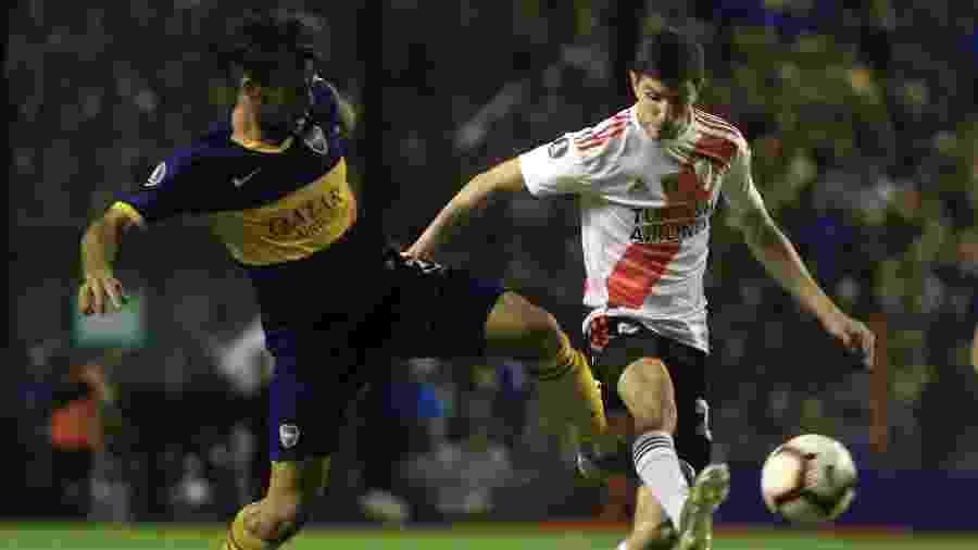 Boca e River estão entre os times mais tradicionais da Libertadores - Gabriel Sanchez/Anadolu Agency via Getty Images