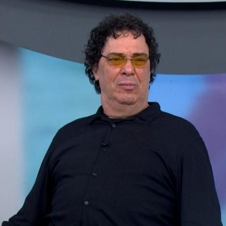 Casagrande homenageira ex-técnico Telê Santana - Reprodução/SporTV