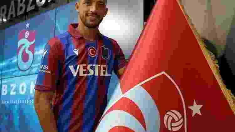 Vitor Hugo (Trabzonspor) - Divulgação - Divulgação