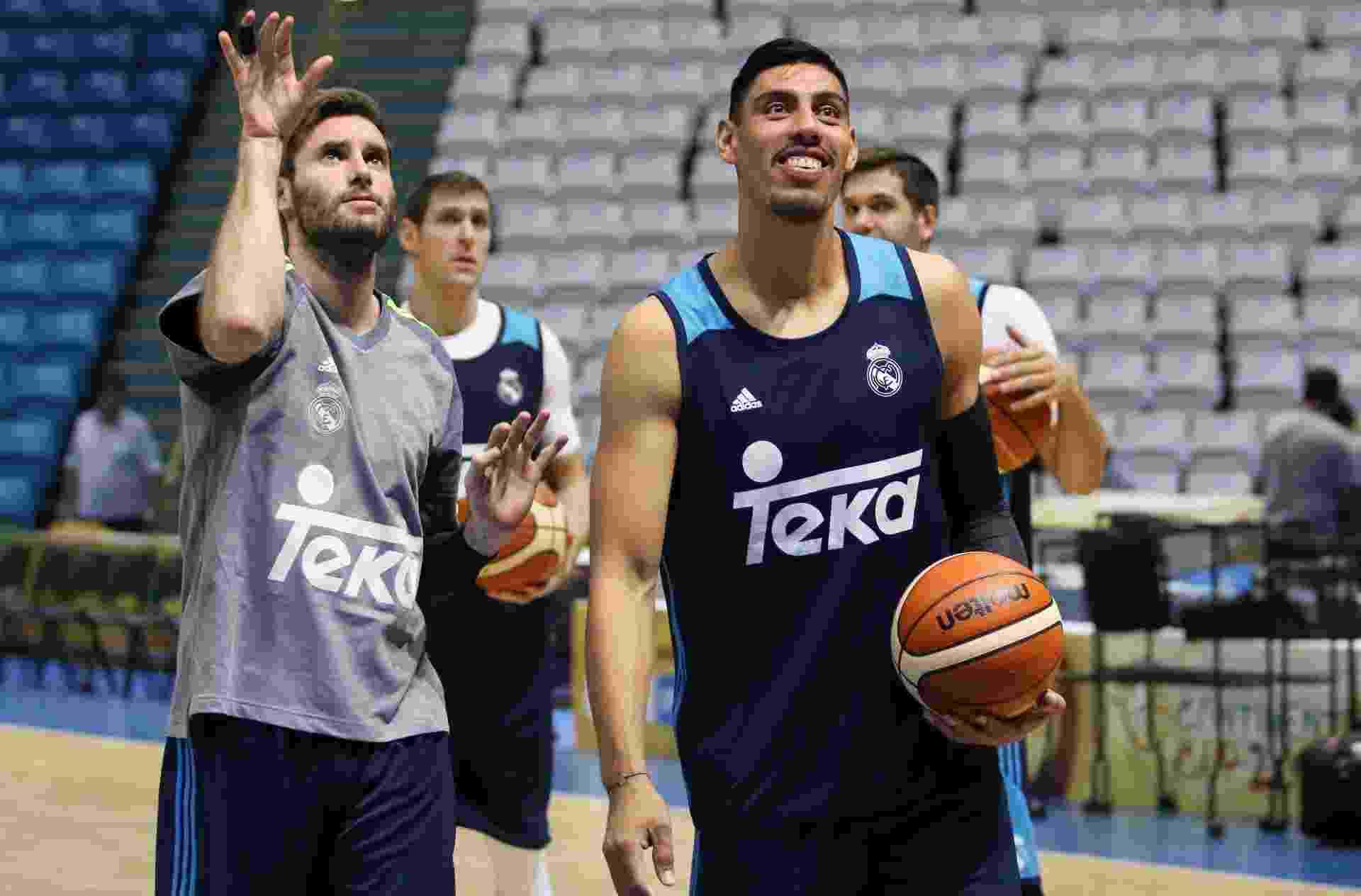 bb22ad4fec Time de basquete do Real Madrid paga mais que o Corinthians de Tite ...