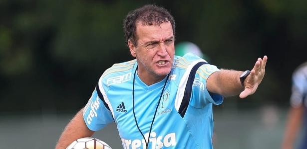 Cuca fez novas mudanças no time alviverde depois da derrota para o Osasco Audax - Cesar Greco/Ag Palmeiras