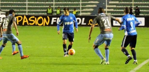 Racing empatou com o Bolívar e deve ser o adversário do Atlético-MG na Libertadores