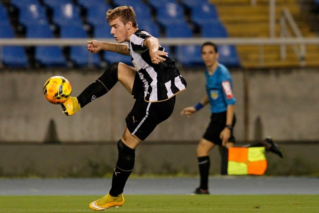 Grêmio decide liberar atacante Luis Henrique 9b932e49c85d9