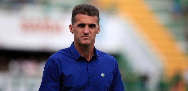 Vagner Mancini listou os desafios para tirar o Vitória da zona de rebaixamento